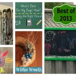 Best of DIY Craft and Family Posts of 2013