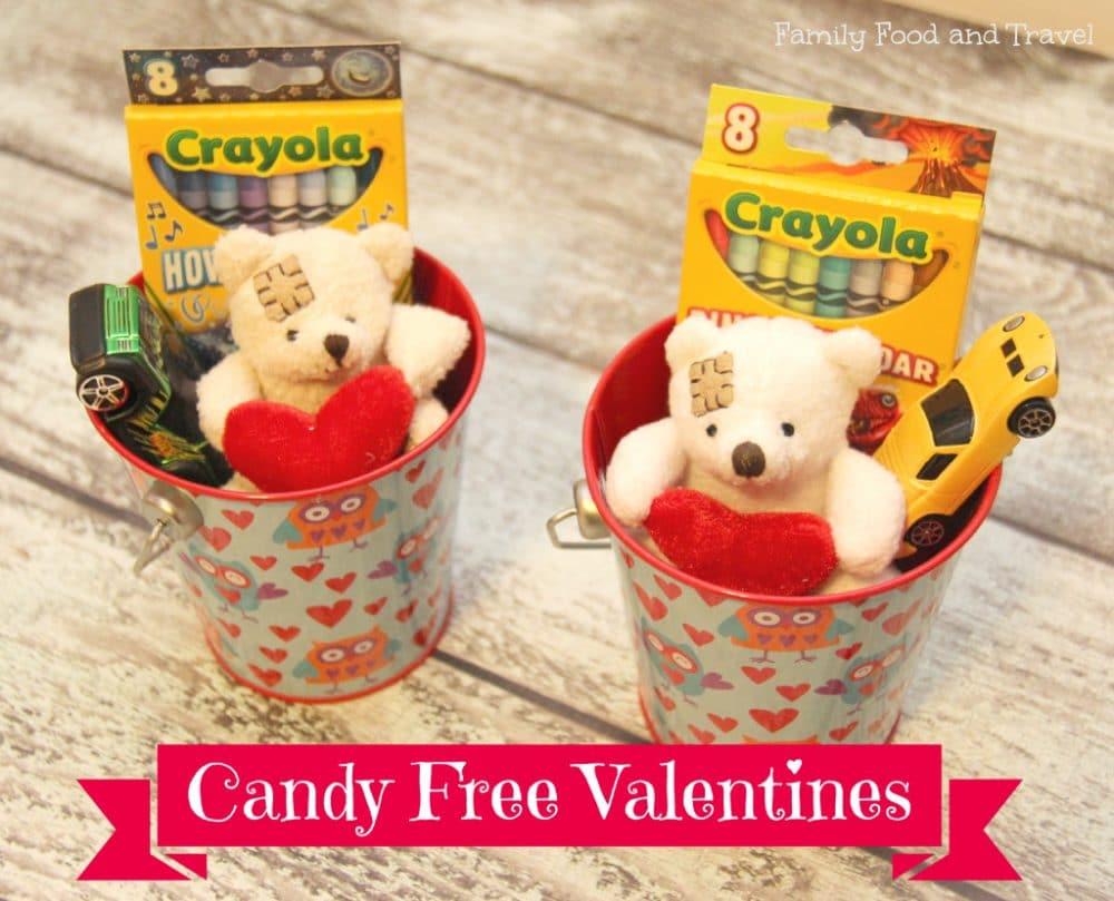 Candy Free Valentine's