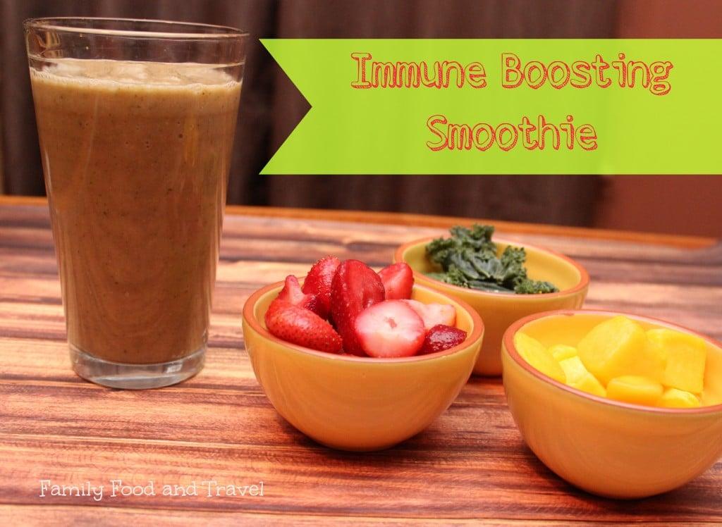 immune boosting smoothie