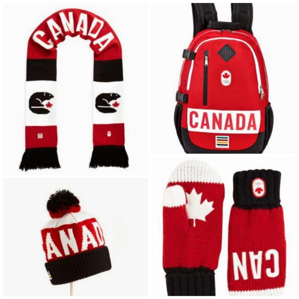 olympic prize pack