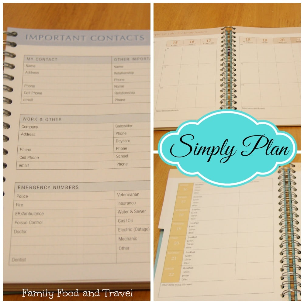 Simply Plan is the Perfect Planner