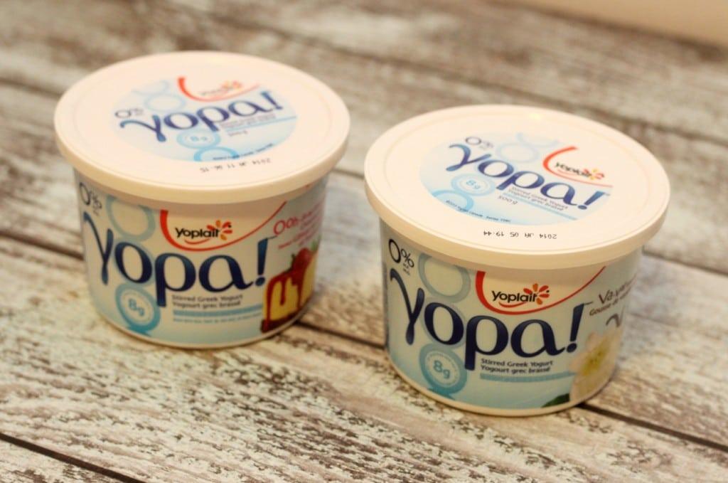 yoplait yopa yogurt