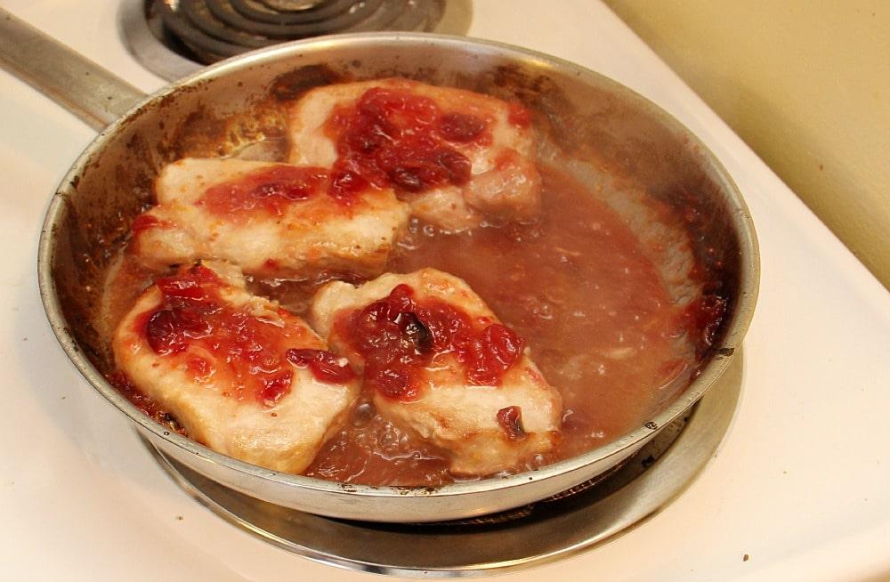 pork chop recipes pan searing