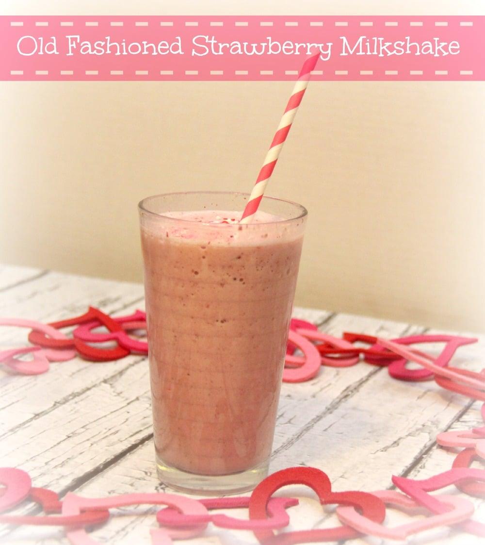 Old fashioned milkshake recipes 6
