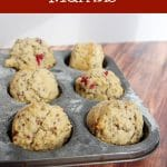 Quinoa Recipes: Quinoa and Cranberry Muffins