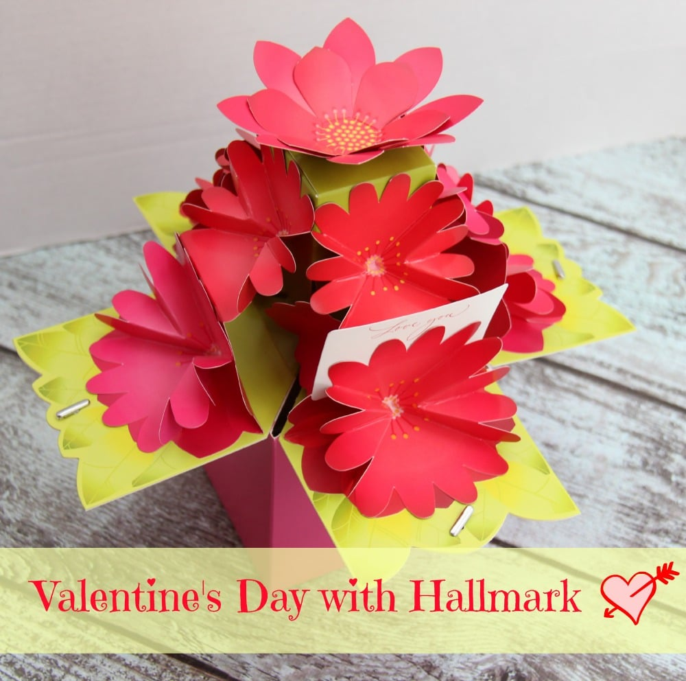 Celebrating Valentines Day with Hallmark #HallmarkPressPause