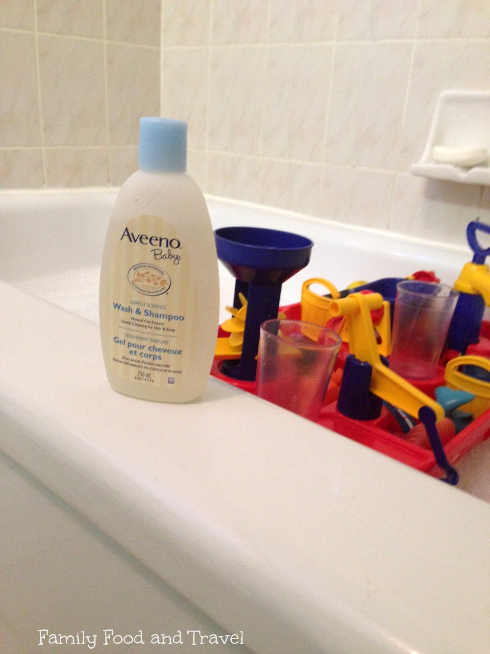 Natural and Nourishing for Sensitive Skin #AveenoBabies - Family Food And Travel