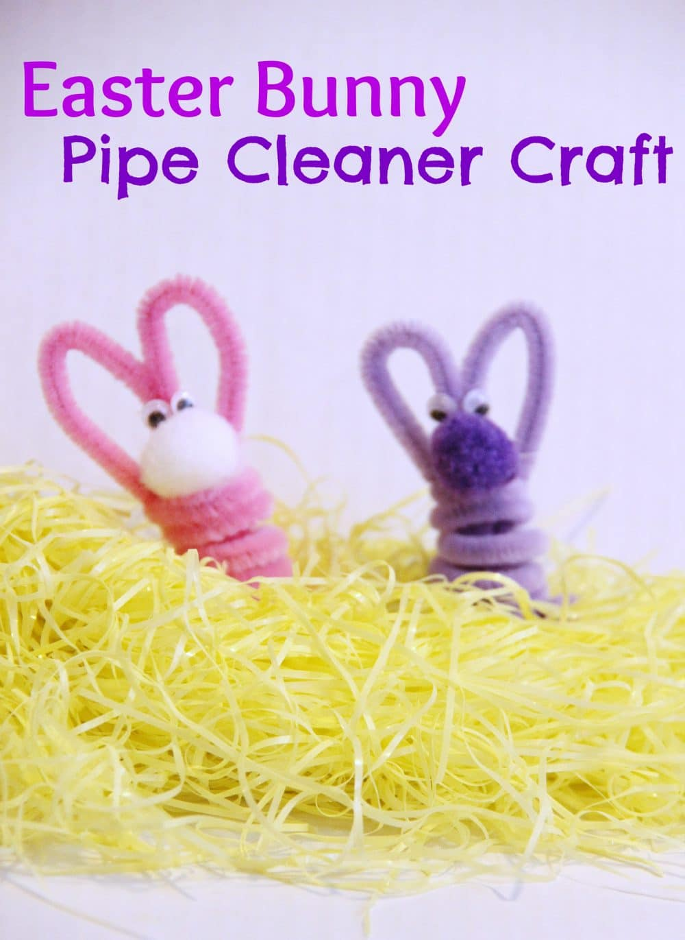 easter bunny easter crafts