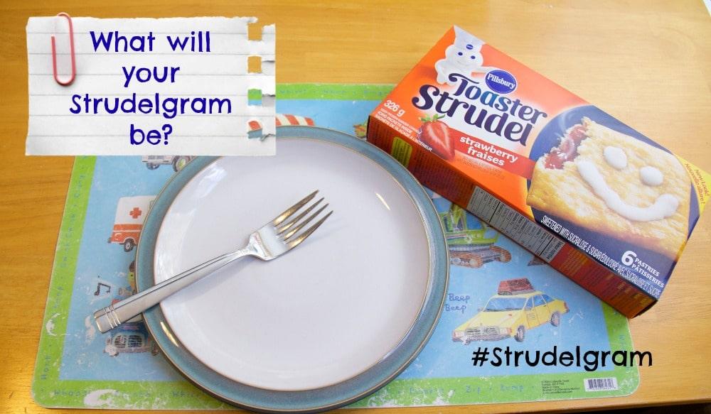 Tasty Mornings with Pillsbury Toaster Strudels #Strudelgram