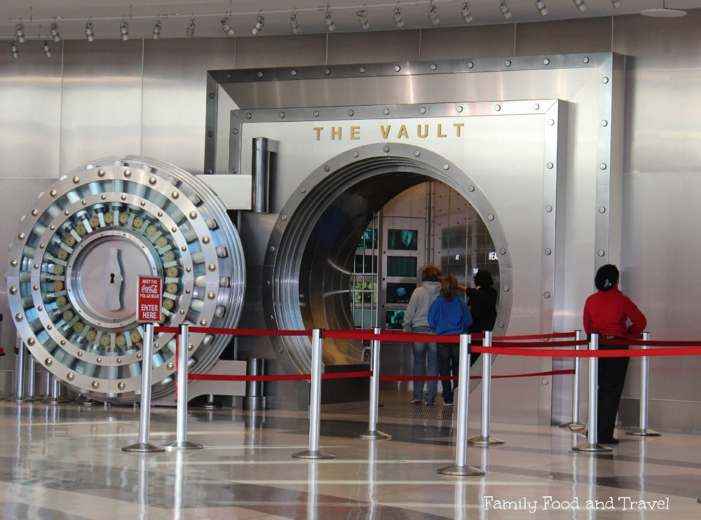 The Vault World of Coca Cola