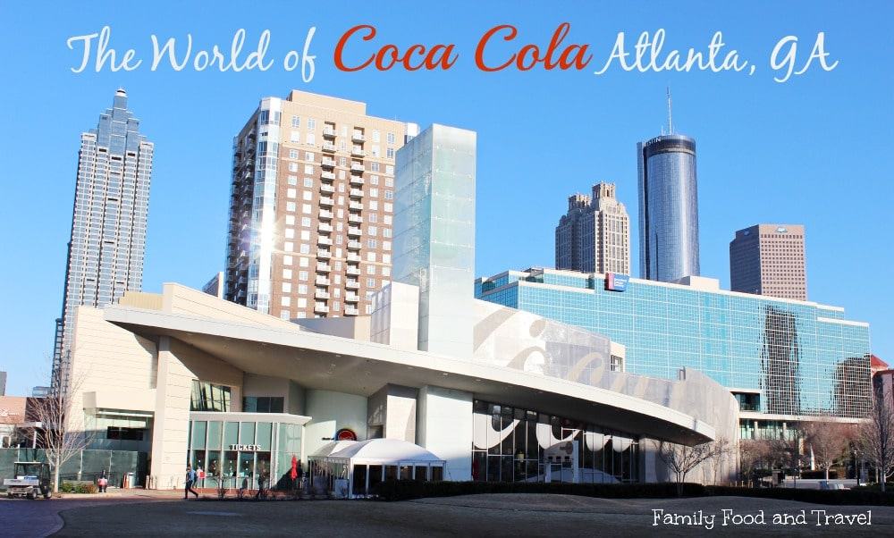 5 Reasons to Visit the World of Coca Cola Atlanta