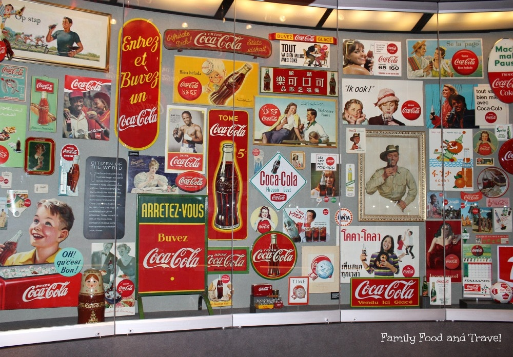 Coca Cola Atlanta Georgia