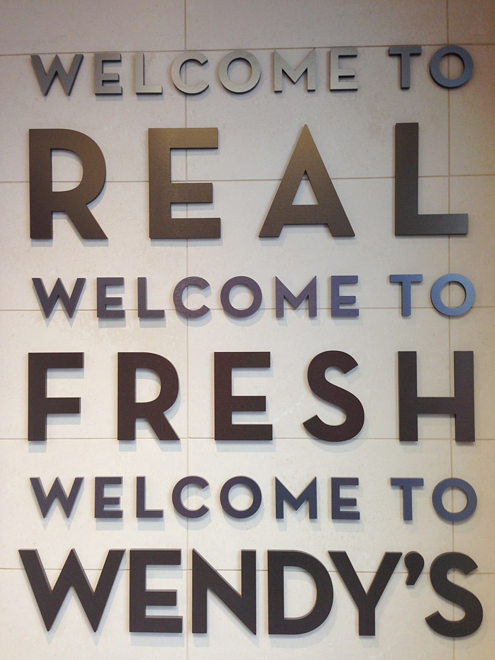 Welcome to Wendys
