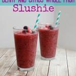 Berry and Citrus Whole Fruit Slushie
