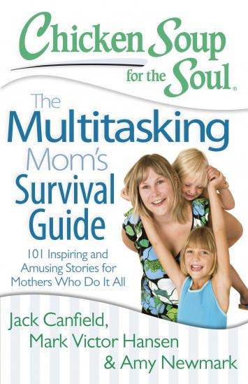 Multitasking Mom's Survival Guide #giveway