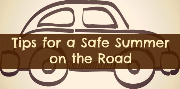 Tips for a Safe Summer on the Road #Giveaway #HyundaiDriveSquad