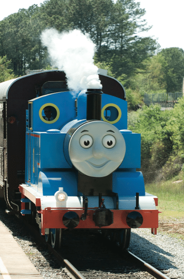 Day Out with Thomas: The Thrill of the Ride Tour #DayOutWithThomas