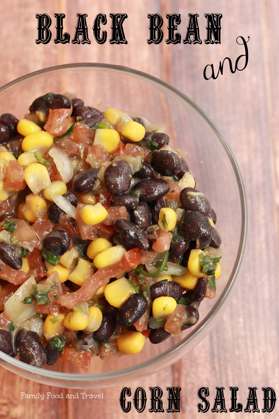 Black Bean and Corn Salad 2