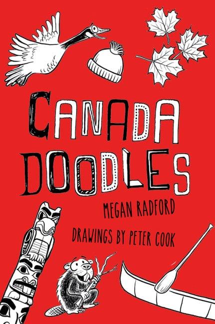 Canada Doodles + Canada Printables