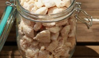 Key Lime Chex Mix