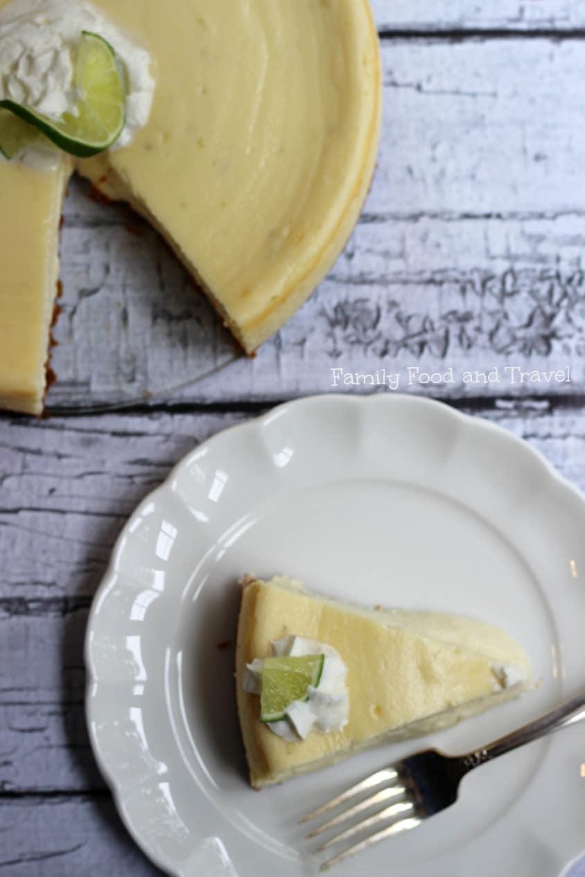 margarita cheesecake recipe