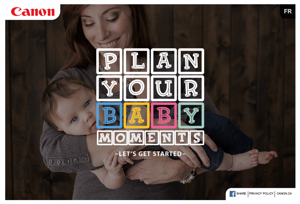Capturing Your Baby Moments