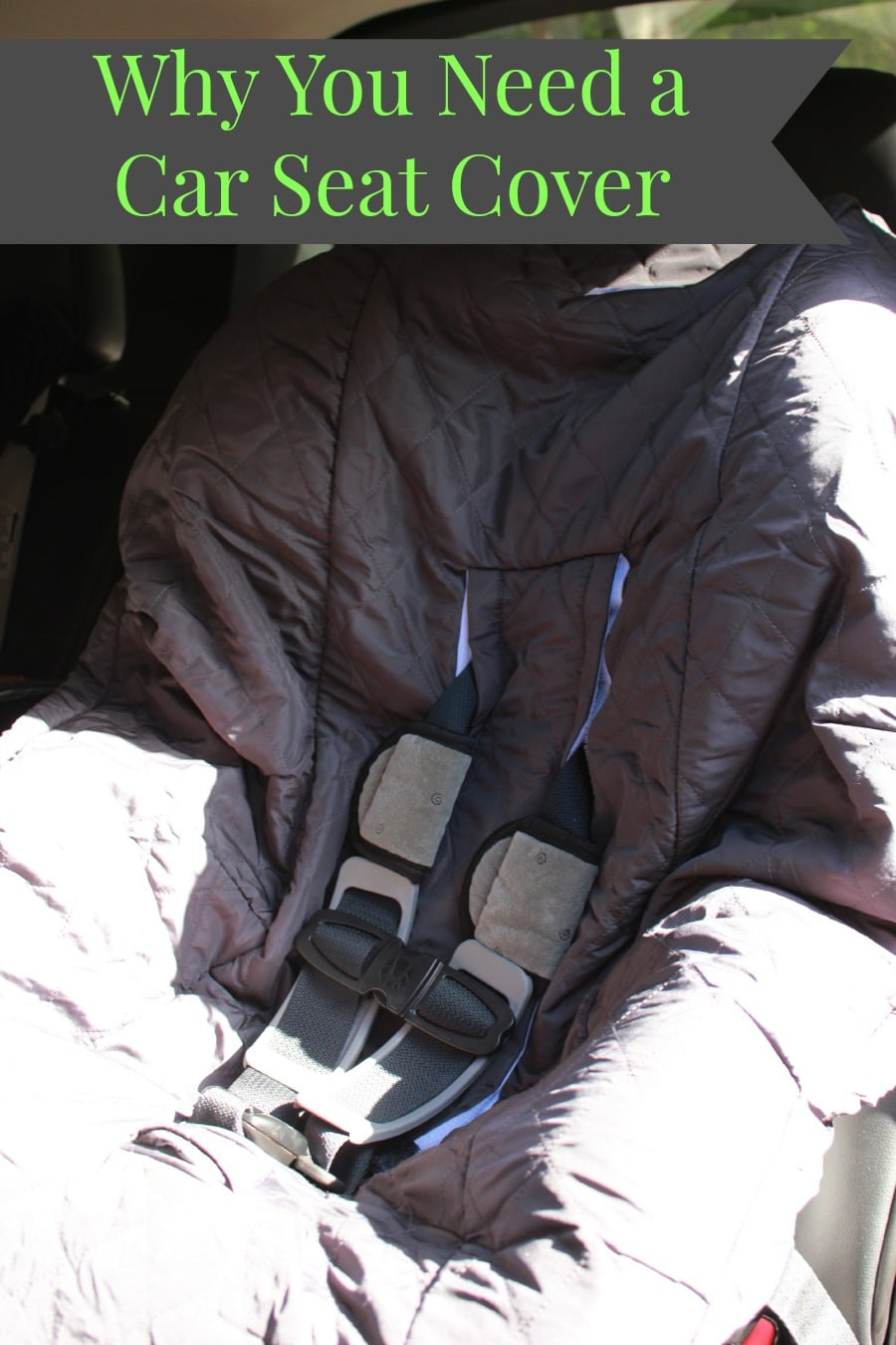 Why You Need a Car Seat Cover