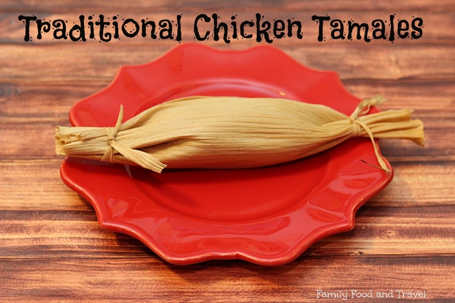 traditional chicken tamales recipe
