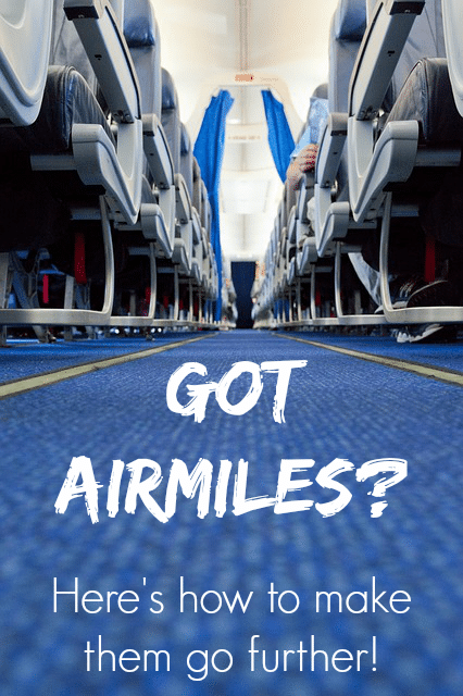 Airmiles Value Tracker from Totally Money