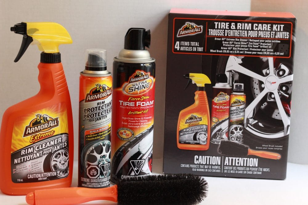 Summer Car Clean Up with Armor All