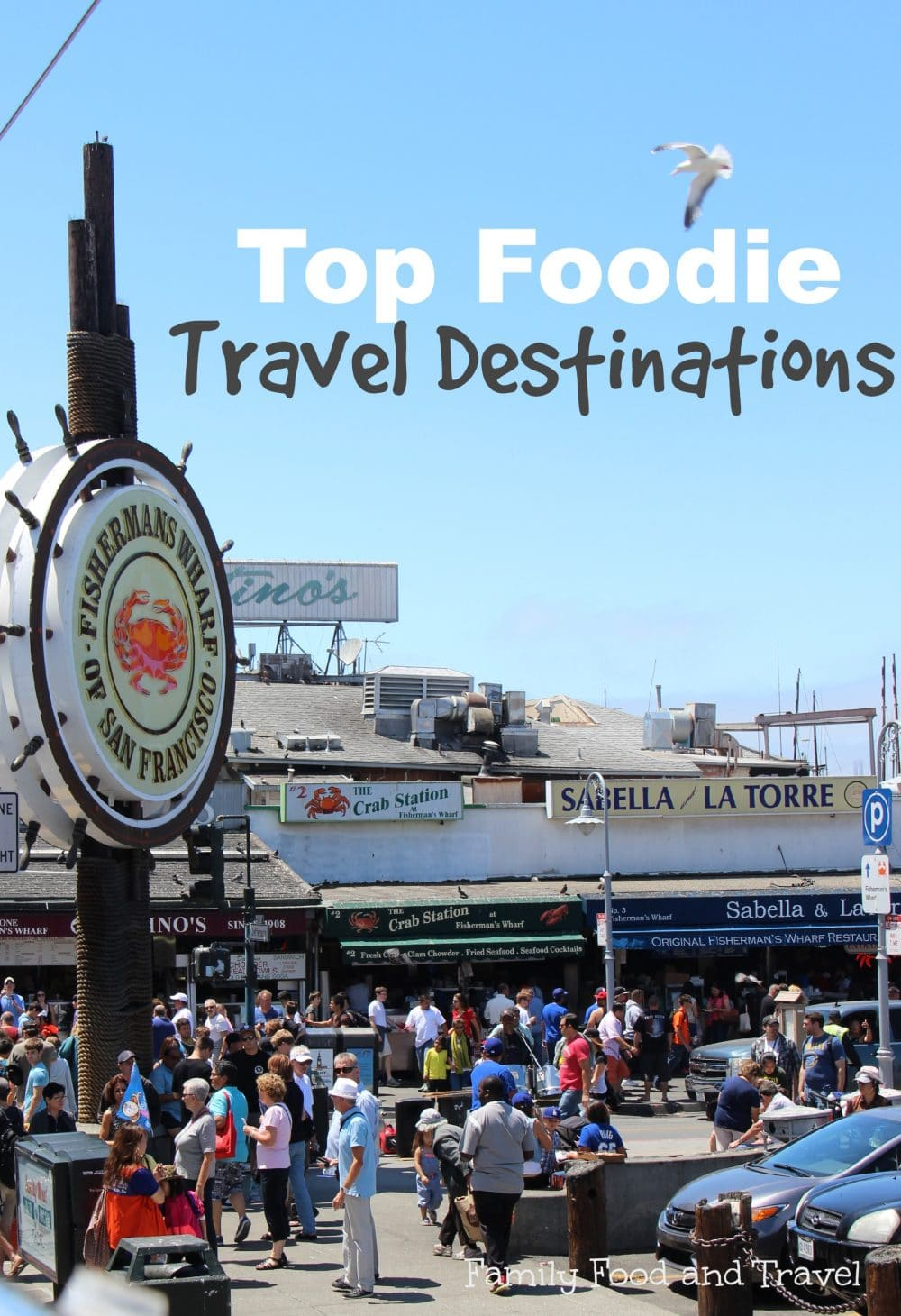 top foodie travel destinations