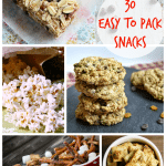 30 Easy to Pack Snacks