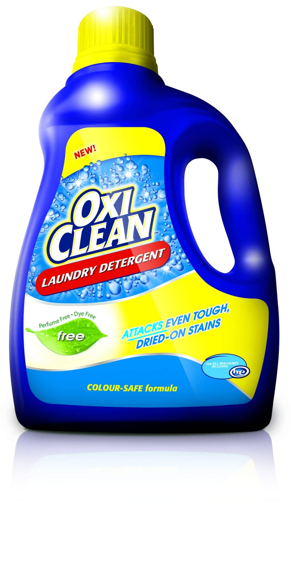 Take A Load Off with OxiClean™