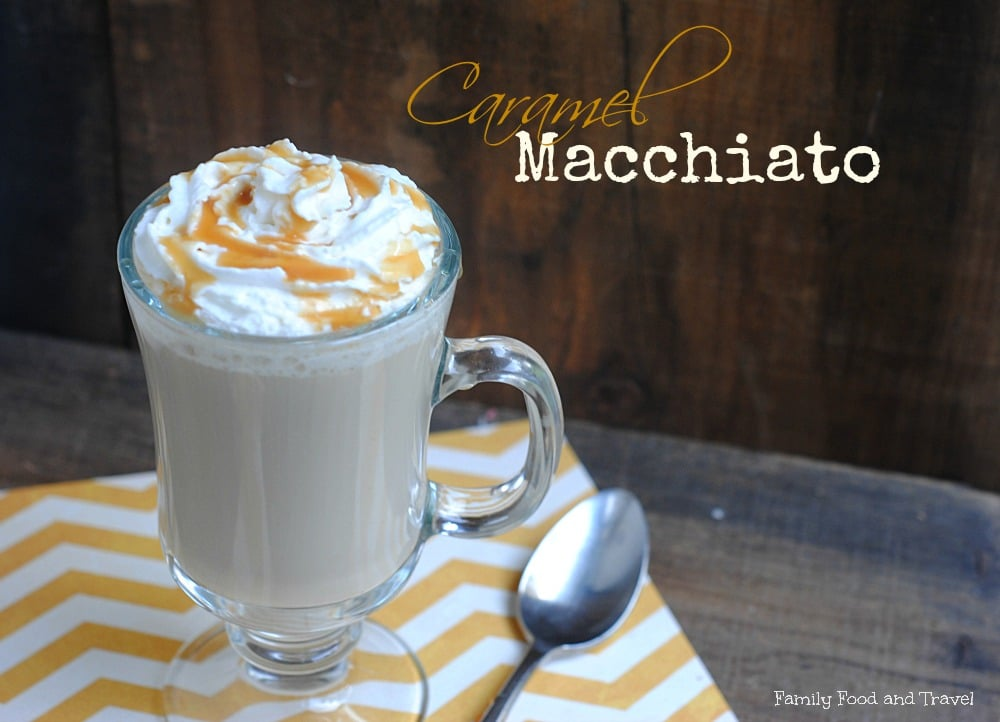 Keurig Caramel Macchiato and International Coffee Day