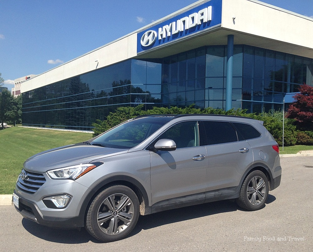 Easy Family Travel with the Hyundai Santa Fe XL #HyundaiDriveSquad