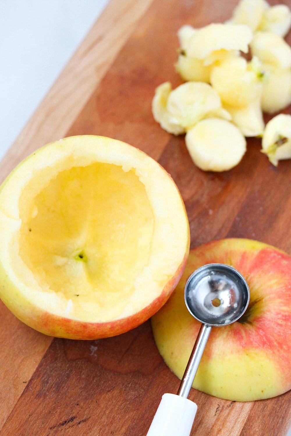 easy baked apples
