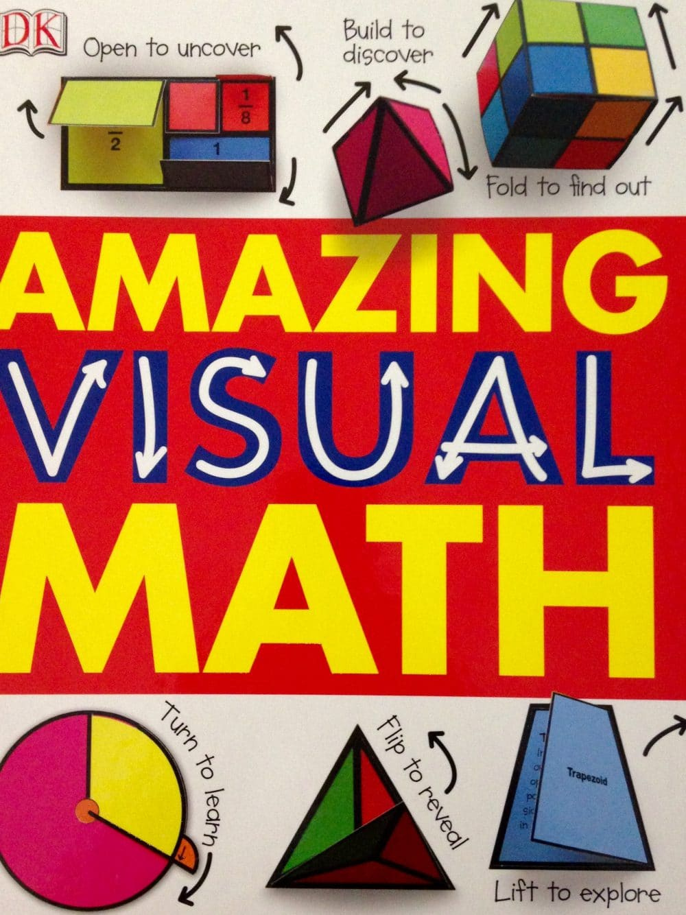 DK Books: Amazing Visual Math