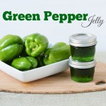 Home Canning: Green Pepper Jelly