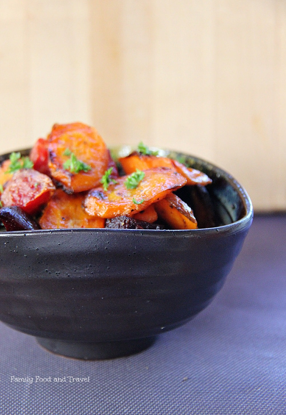 Oven Roasted Root Vegetables 2