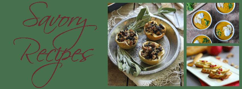 Savory Apple Recipes