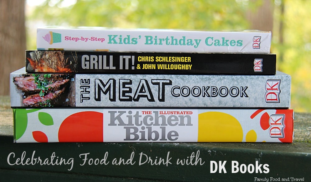 Celebrating Food & Drink with DK Books