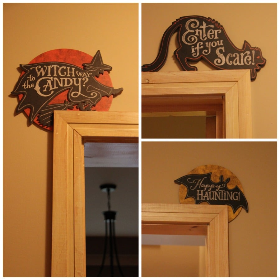 halloween frame decor hallmark