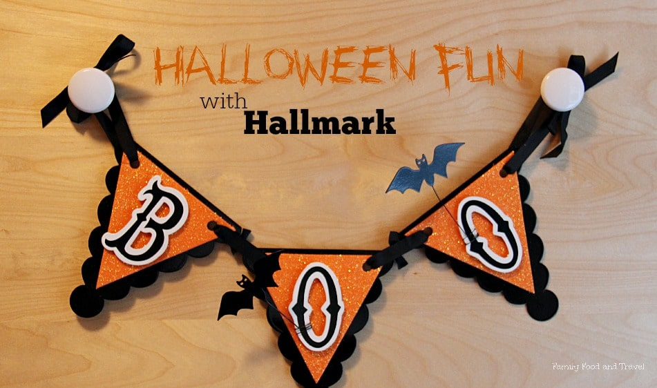 Halloween Fun with Hallmark