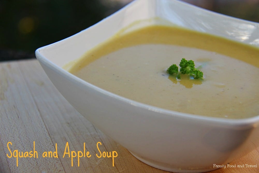 squash and apple soup 1