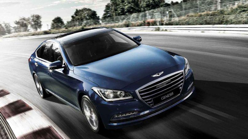 2015 Hyundai Genesis #HyundaiDriveSquad