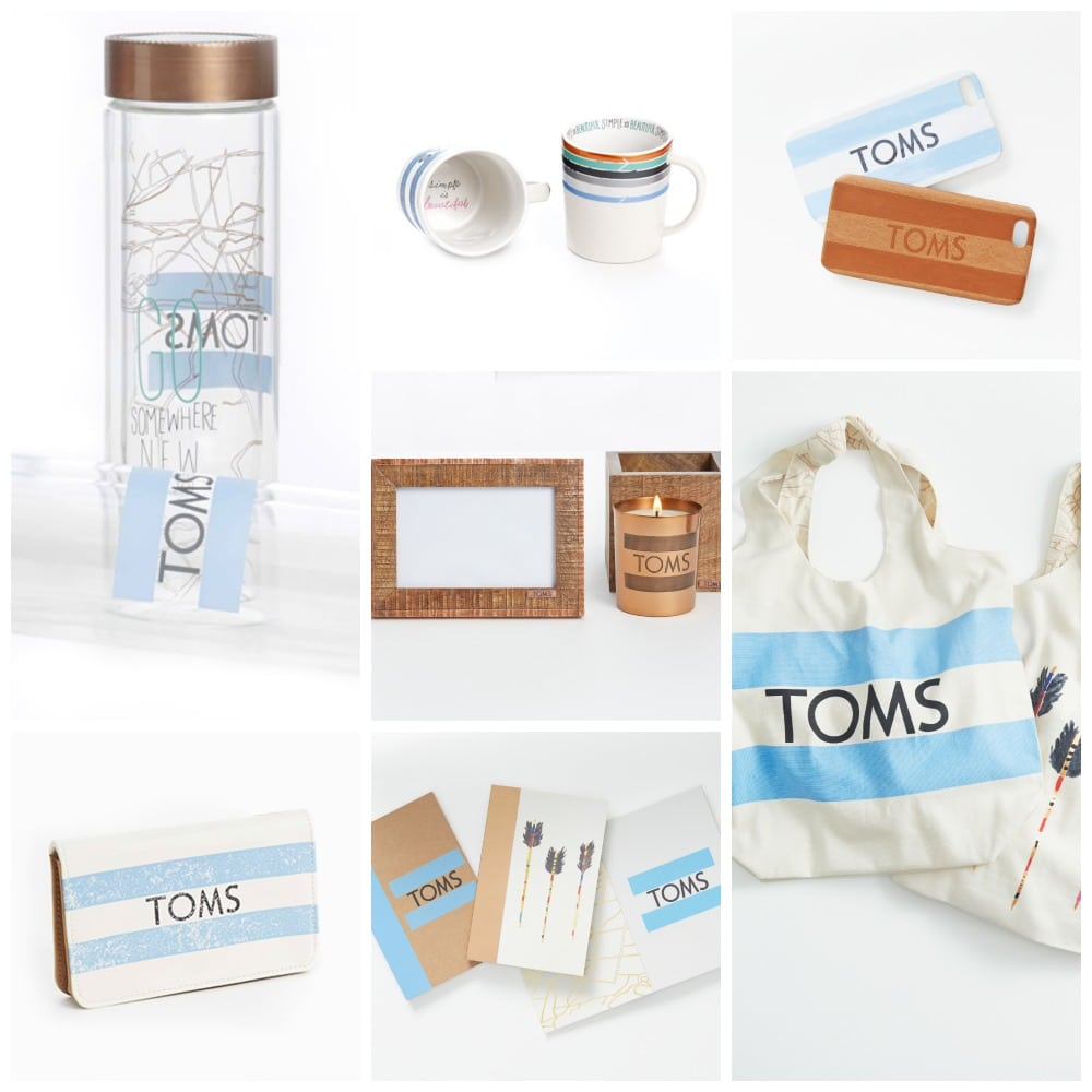 TOMS for Target home