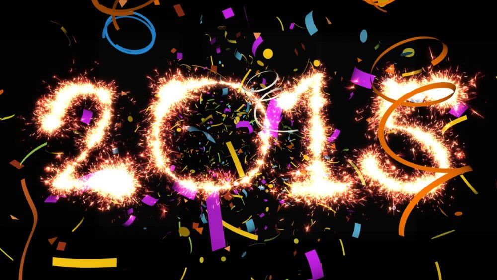 Celebrating New Year's Eve with Netflix #KingJulien
