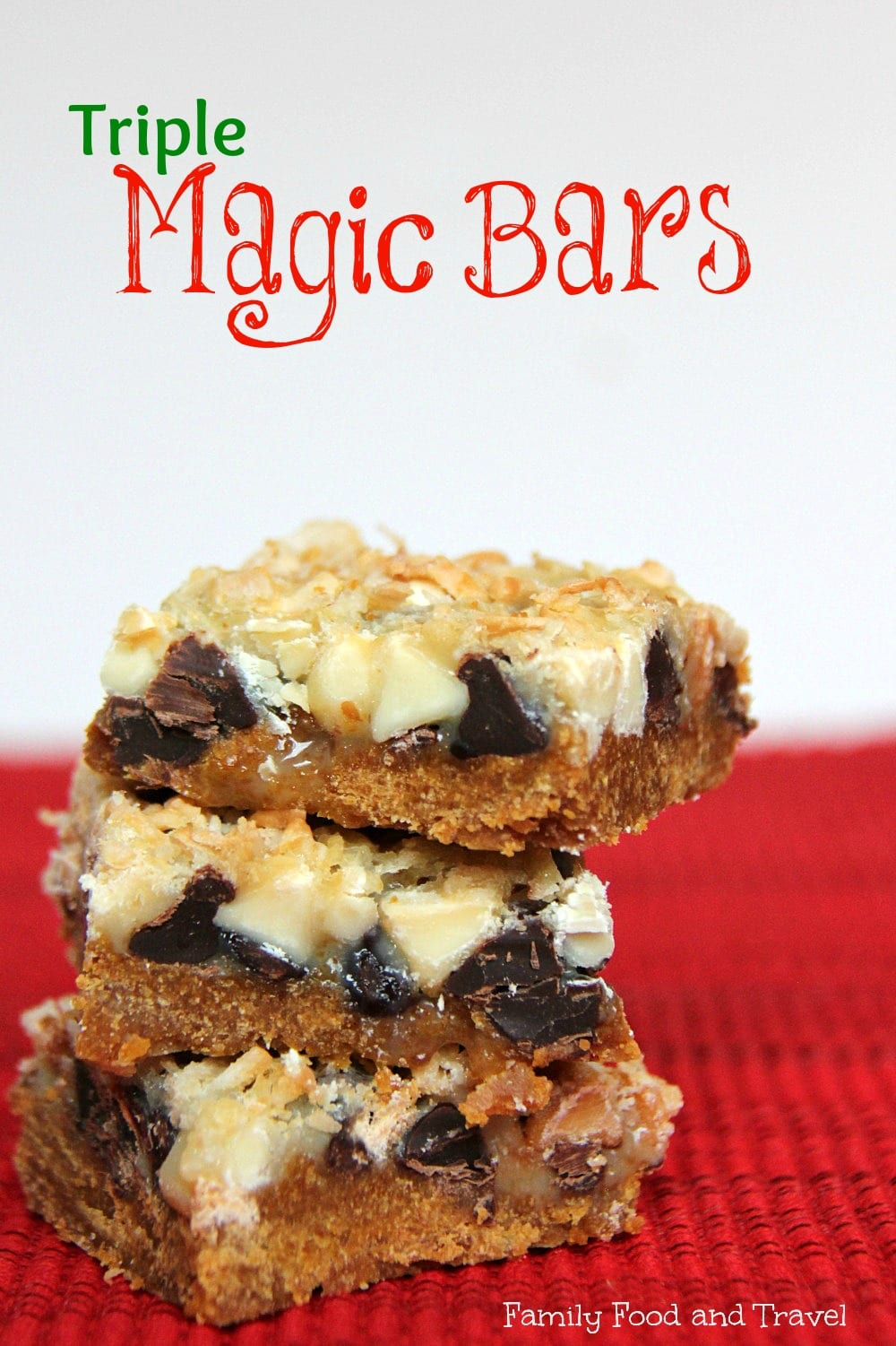 triple magic bars