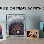 Memories on Display with Umbra Frames