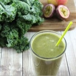 Passion Fruit Green Smoothie